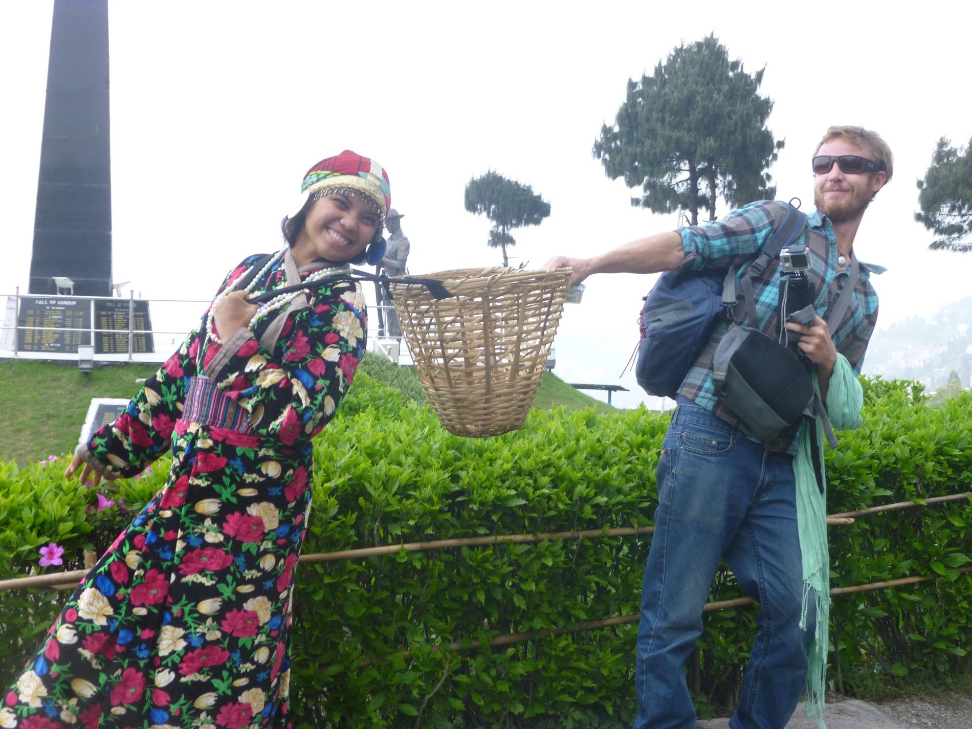Inspiring Couple   Kach & Jon   Two Monkeys Travel