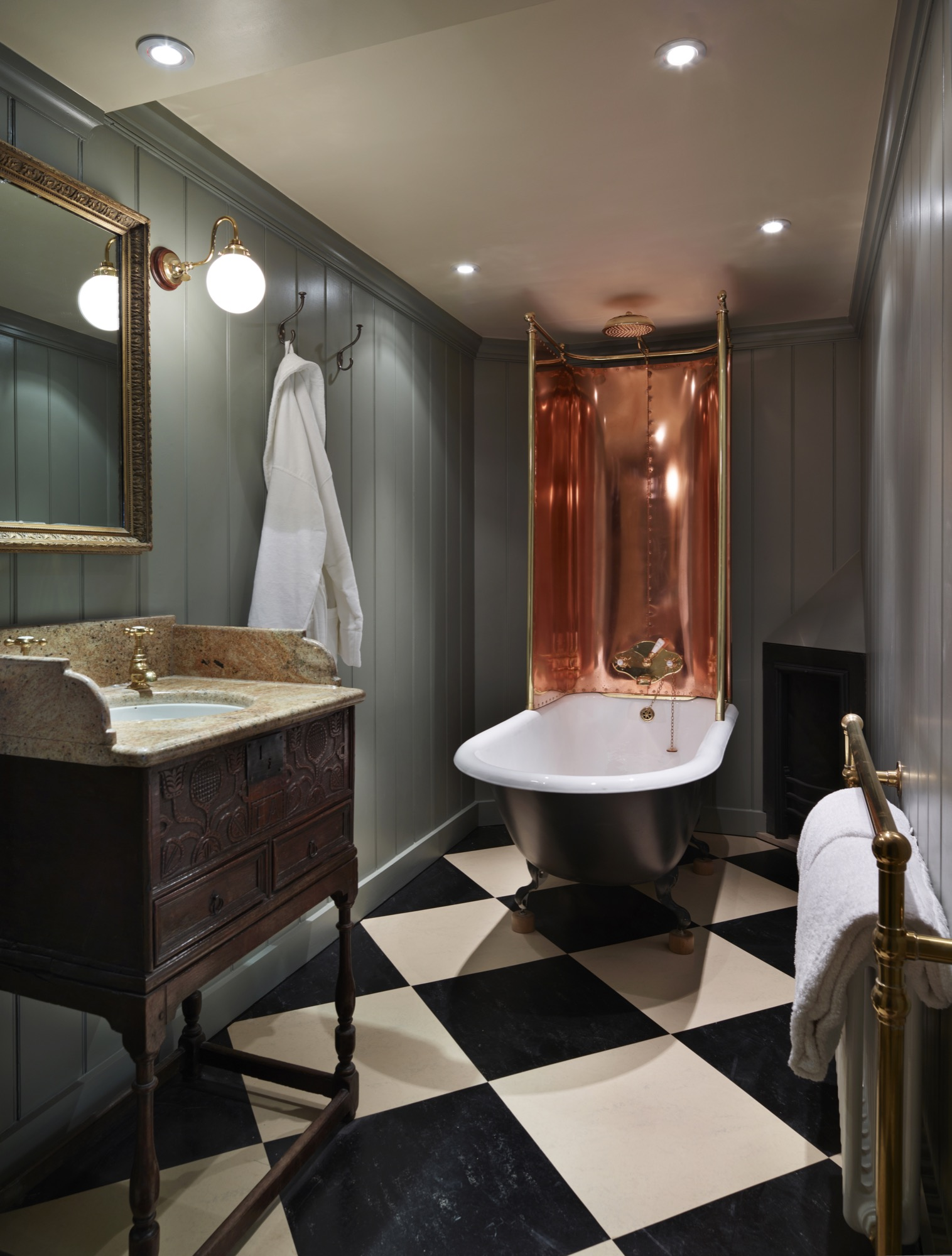 Eccentric Romance At Batty Langley's Hotel| Spitalfields