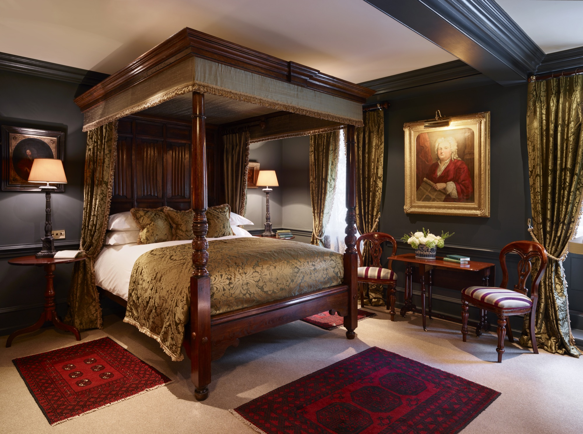 Eccentric Romance At Batty Langley S Hotel Hero And Leander