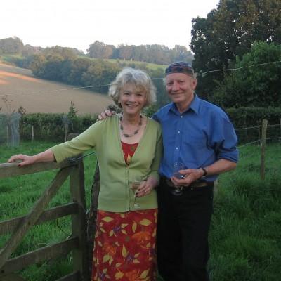 Patricia & Dennis at Harelands