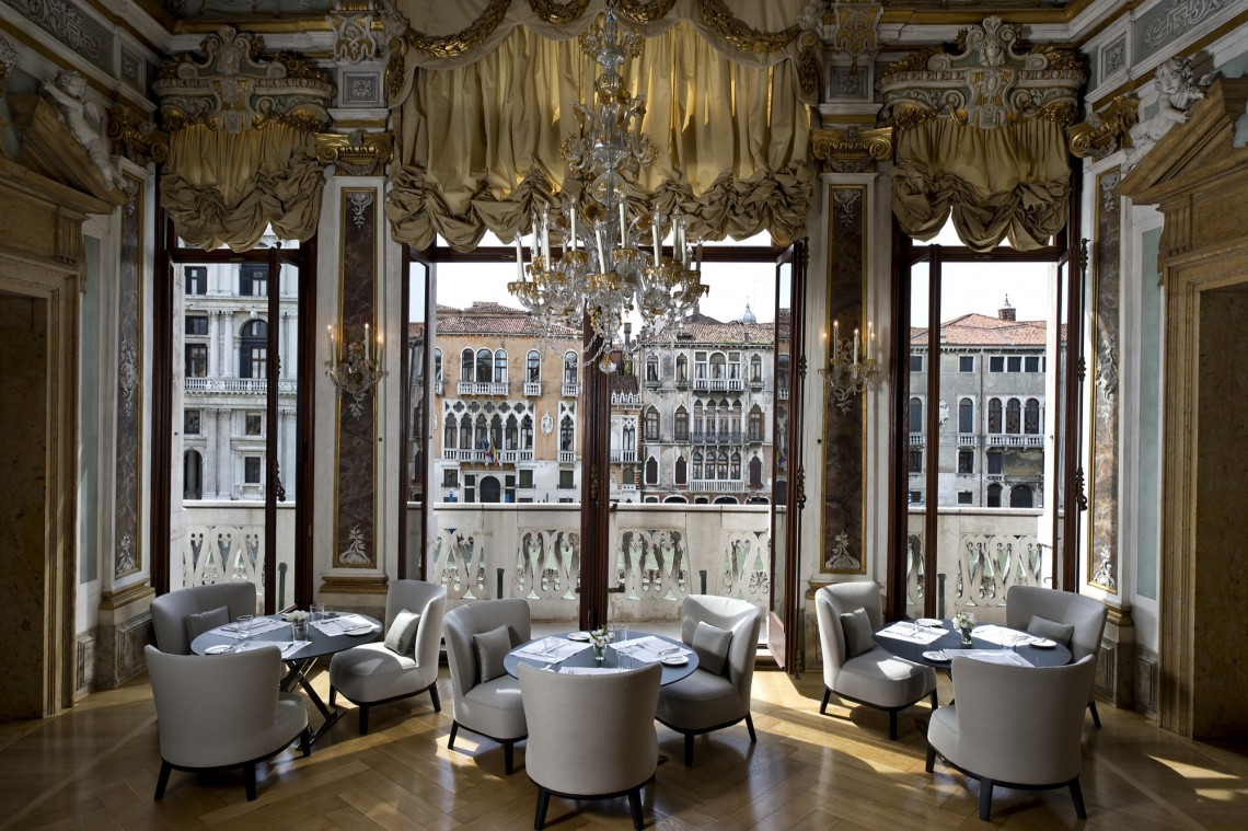 Aman Canal Grande Venice - Piano Nobile Dining Room
