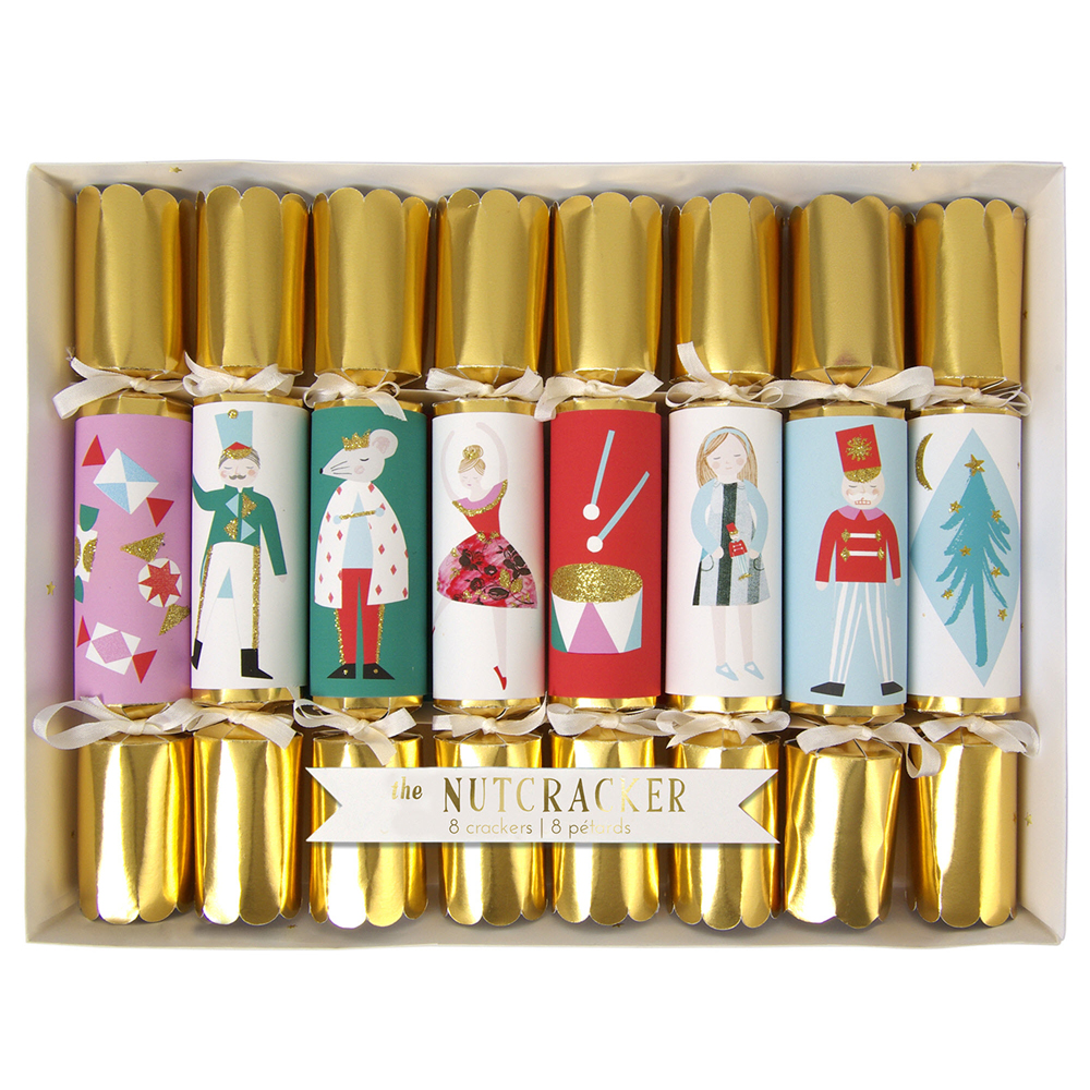 Meri Meri The Nutcracker Crackers- Selfridges