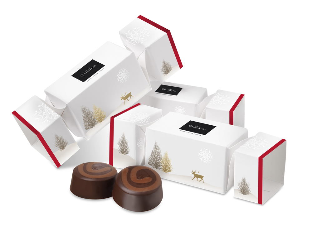 10 Mini Crackers- Hotel Chocolat