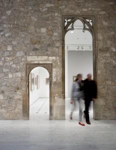 Sala de Las Meninas Museu Picasso, Barcelona. Photo: Caterina Barjau