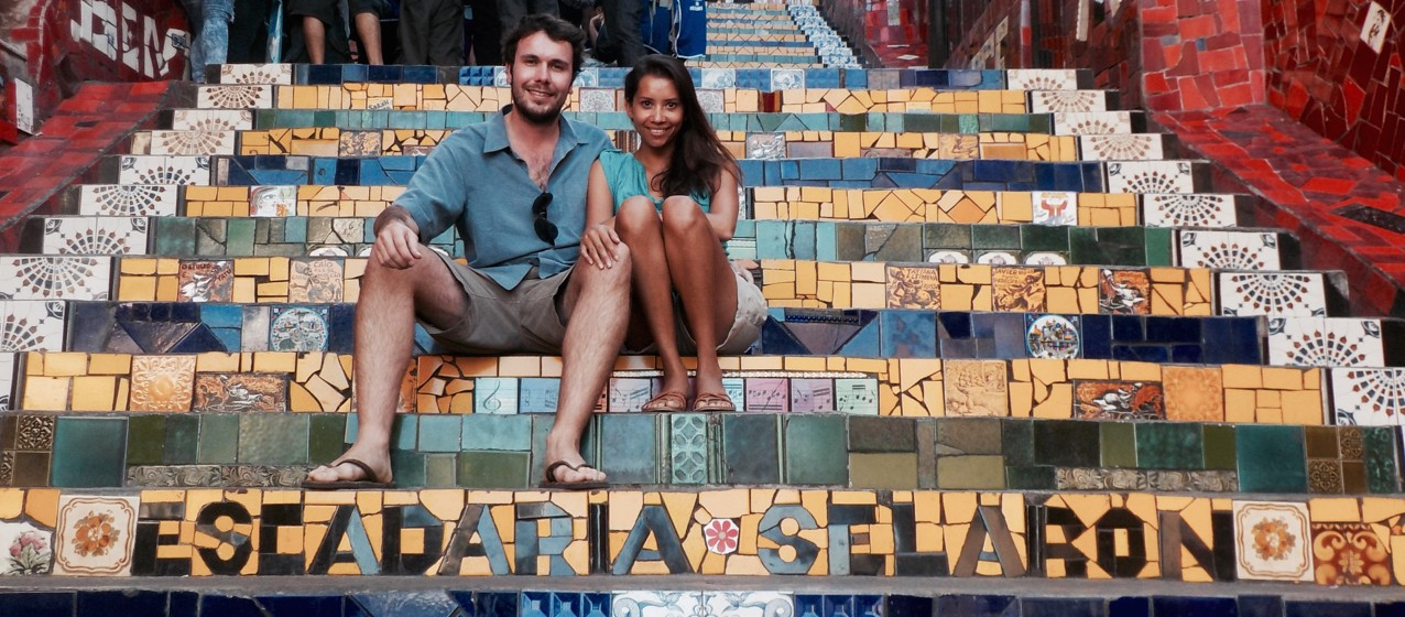 Peter & Kia-Rio, Brazil