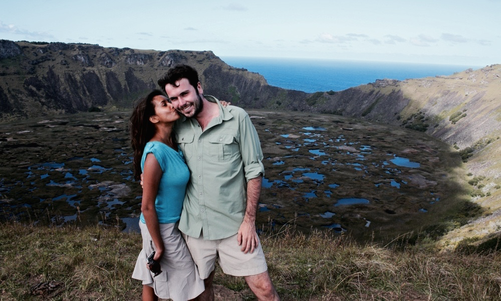 Couple Inspiration | Peter & Kia Easter Island