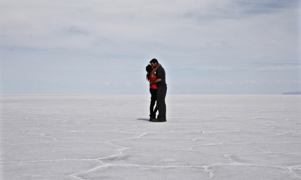 Couple Inspiration | Peter & Kia, Salar de Uyuni in Bolivia