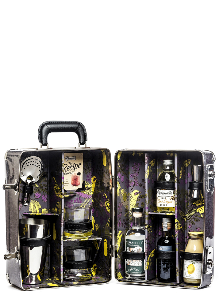 Tipplesworth Bramble Cocktail Case