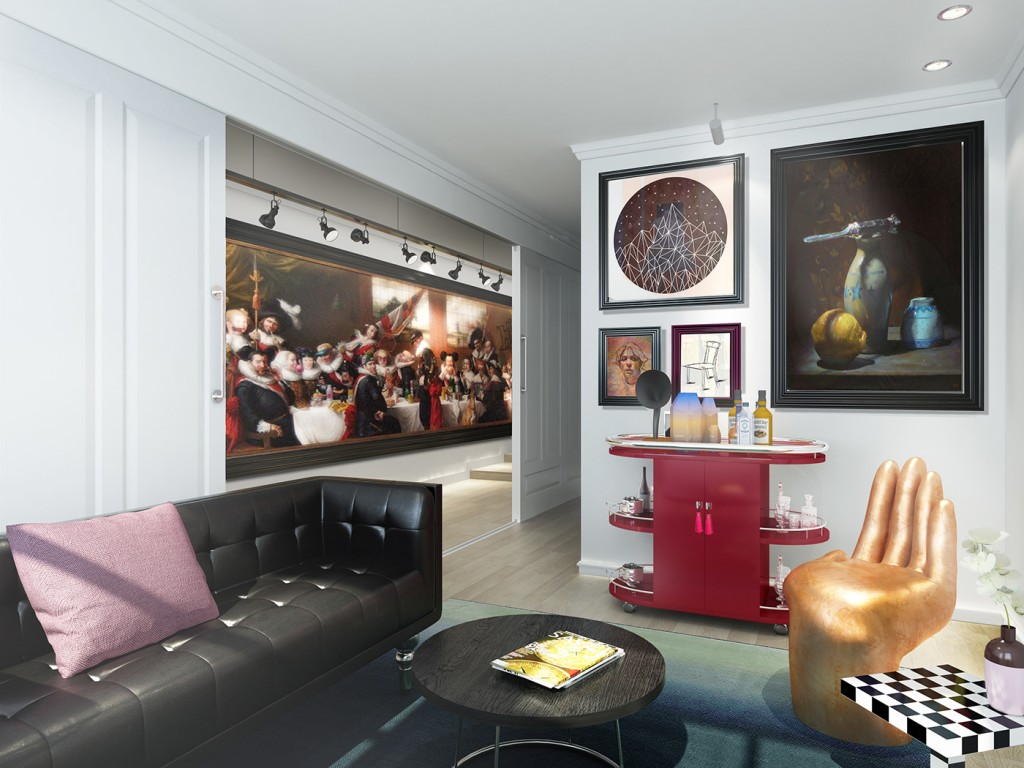 Pulitzer Amsterdam - Art Collector's Suite