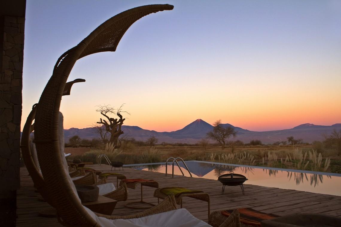 The World's Finest Luxury Spas For Couples | Tierra Atacama Resort and Spa at San Pedro de Atacama