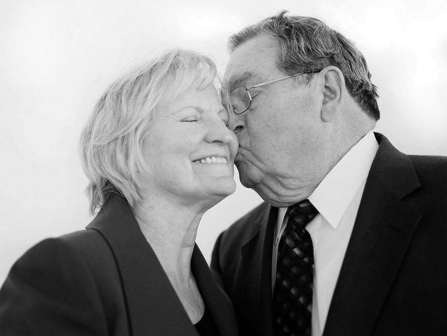 Andrew & Norma- 57 years of marriage