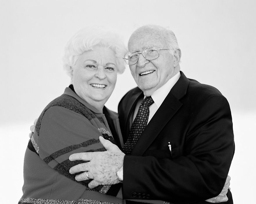 George & Diane- 60 years of marriage