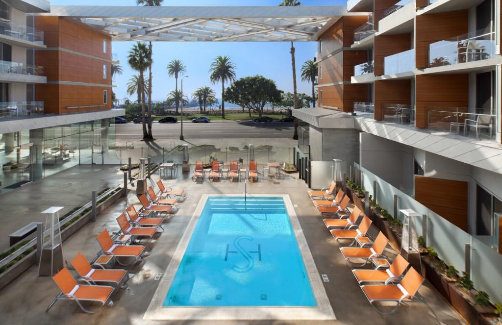 Bed And Breakfast Santa Monica