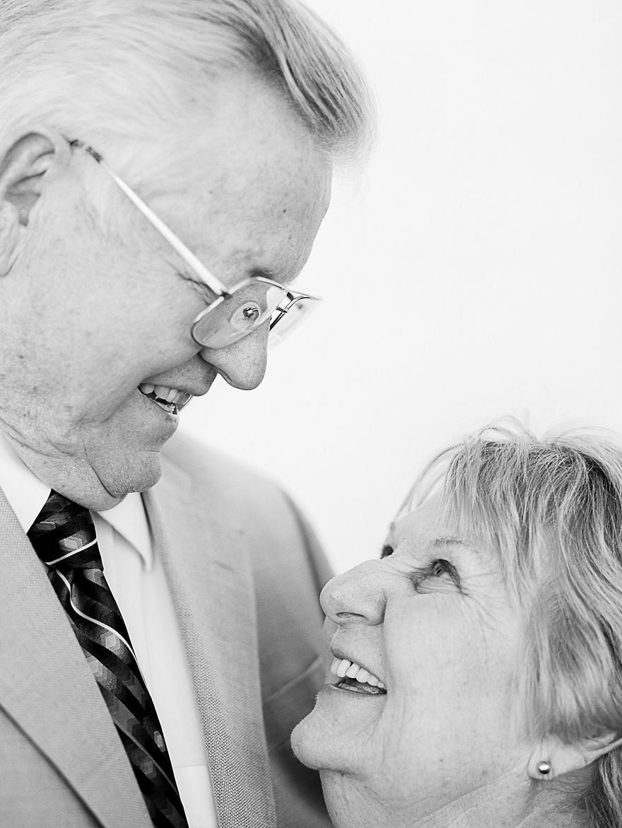 Jan & Richard- 65 years of marriage