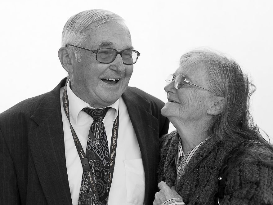 Lloyd & Helen Fay- 64 years of marriage