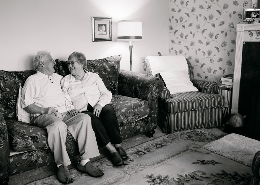 Ray & Tess- 54 years of marriage
