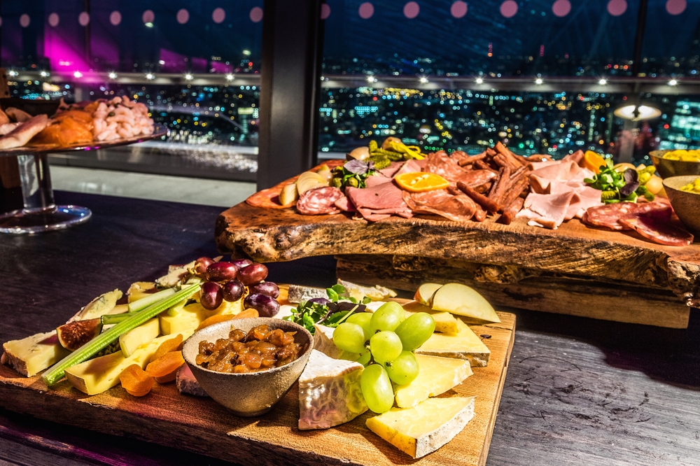 Sky Pod Bar | The Best Sharing Plates In London