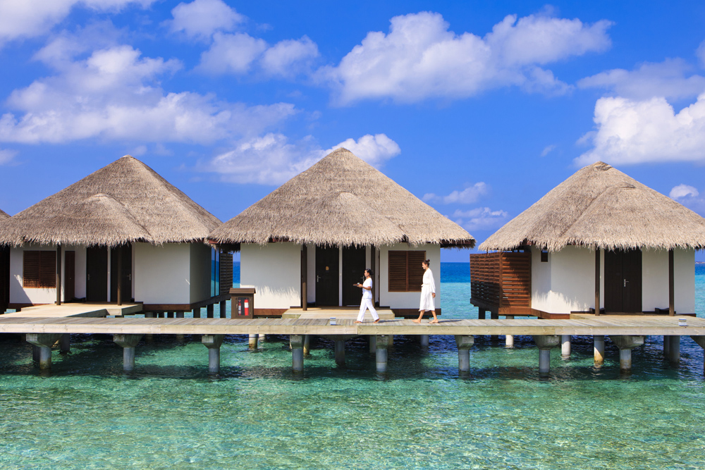 The World's Finest Luxury Spas For Couples | Velassaru- Maldives