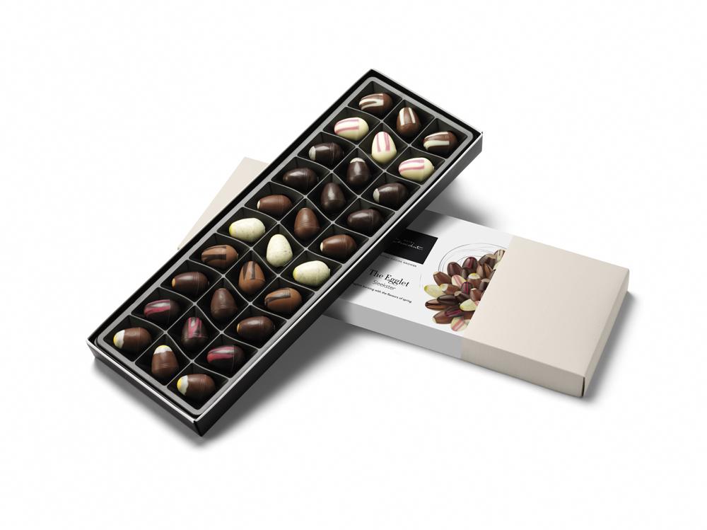 Easter Egglet Sleekster- Hotel Chocolat | Top Luxury Easter Eggs