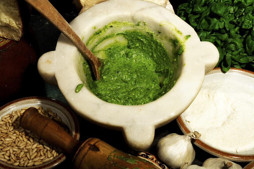 Top Gourmet Foodie Breaks In Europe | 6th Genoa Pesto Championships