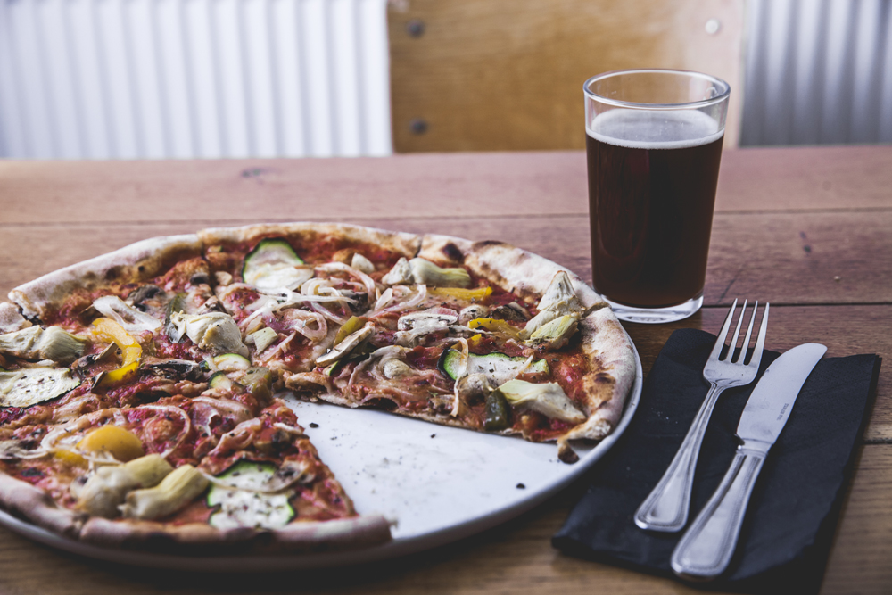 Pizza & Craft Beer | Wedge Issue