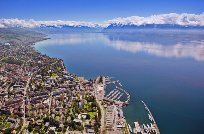 Top Gourmet Foodie Breaks In Europe | Lausanne, Switzerland