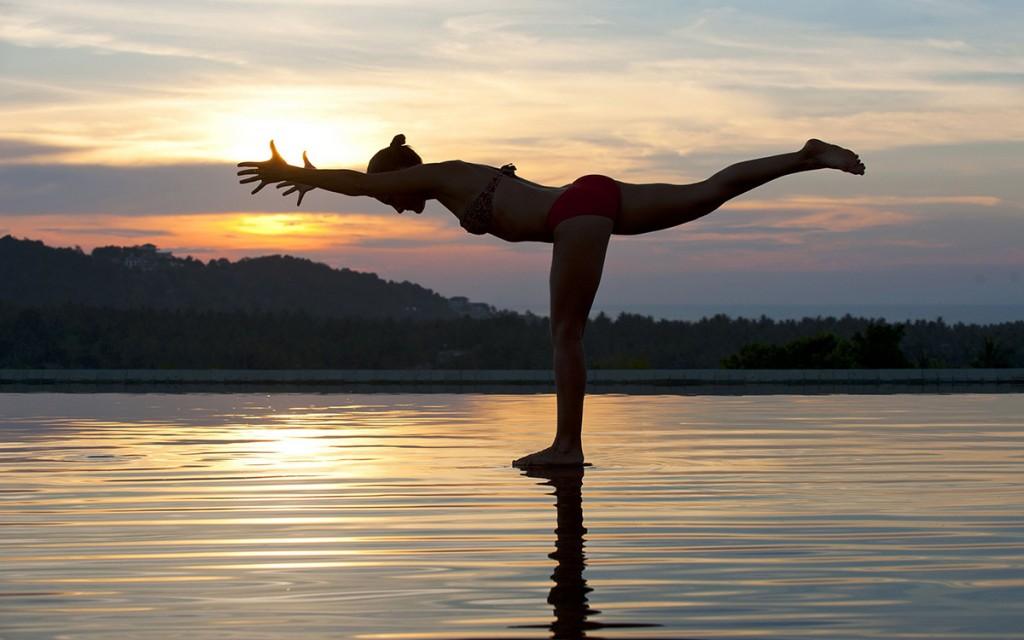 Samujana Sunset Yoga