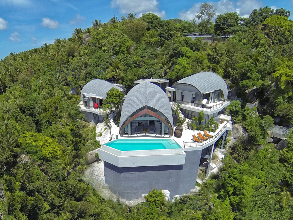 Villa Chaweng Noi - Koh Samui | Sky Pixels Aerial Photography Koh Samui | Astonishing Holiday Rentals Around The World | Part II