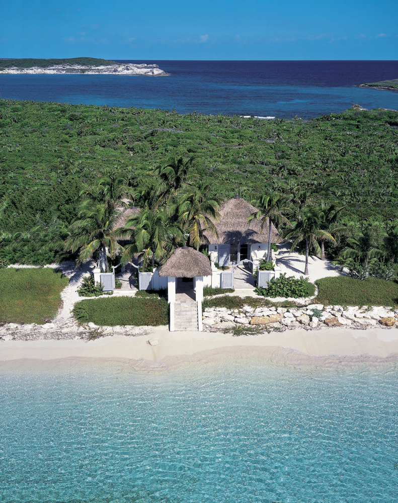Beach House, The Island, Copperfield Bay, Musha Cay, Bahamas | Astonishing Holiday Rentals Around The World | Part II