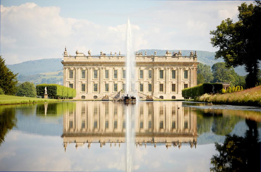 Chatsworth | Literary Love Trips
