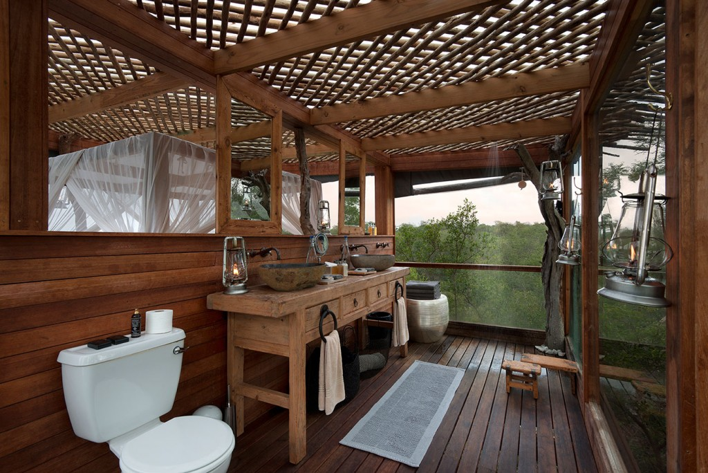 The Kingston Treehouse - Courtesy of Lion Sands Game Reserve