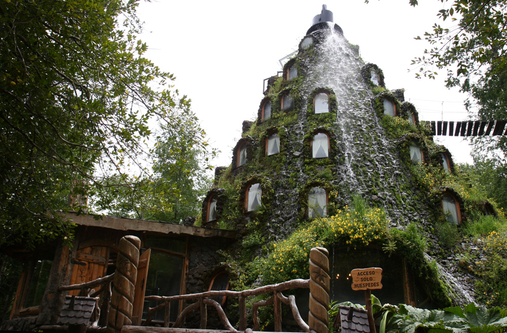 Montana Magica Lodge, Huilo-Huilo Reserve, Chile | Astonishing Holiday Rentals Around The World
