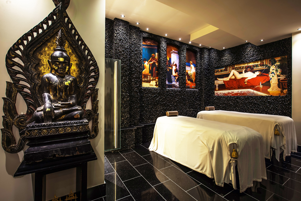 East Meets West At Thai Square Spa