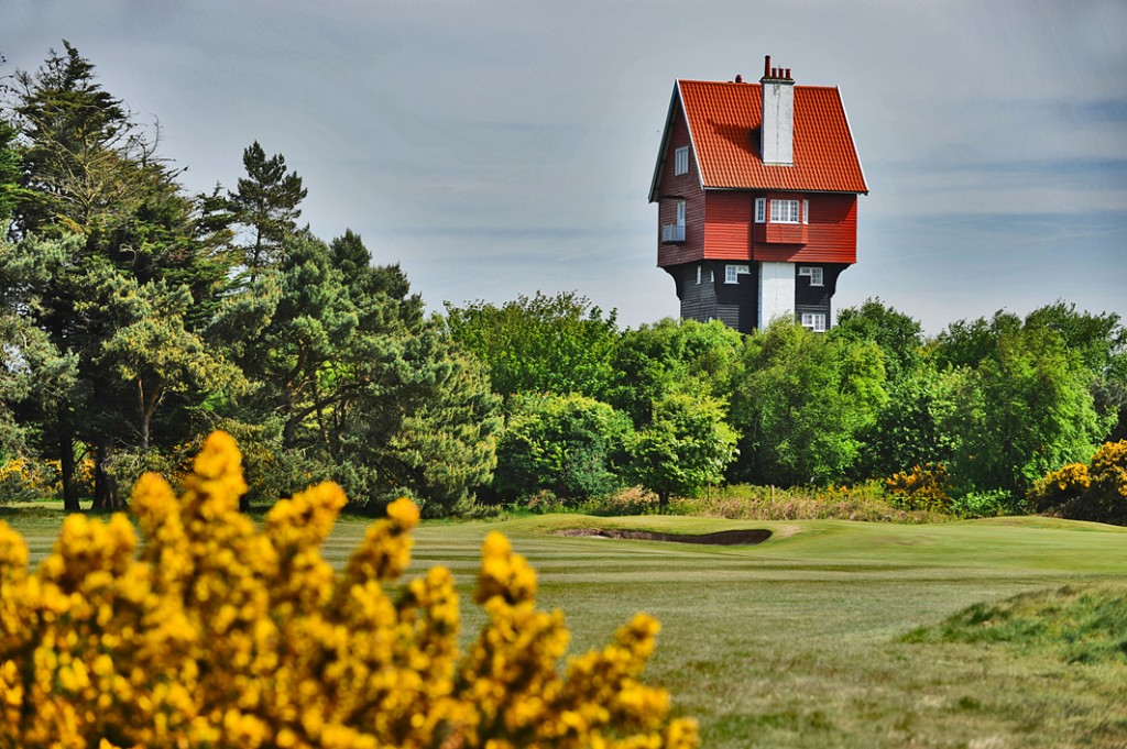 House in the Clouds, Suffolk   Astonishing Holiday Rentals Around The World
