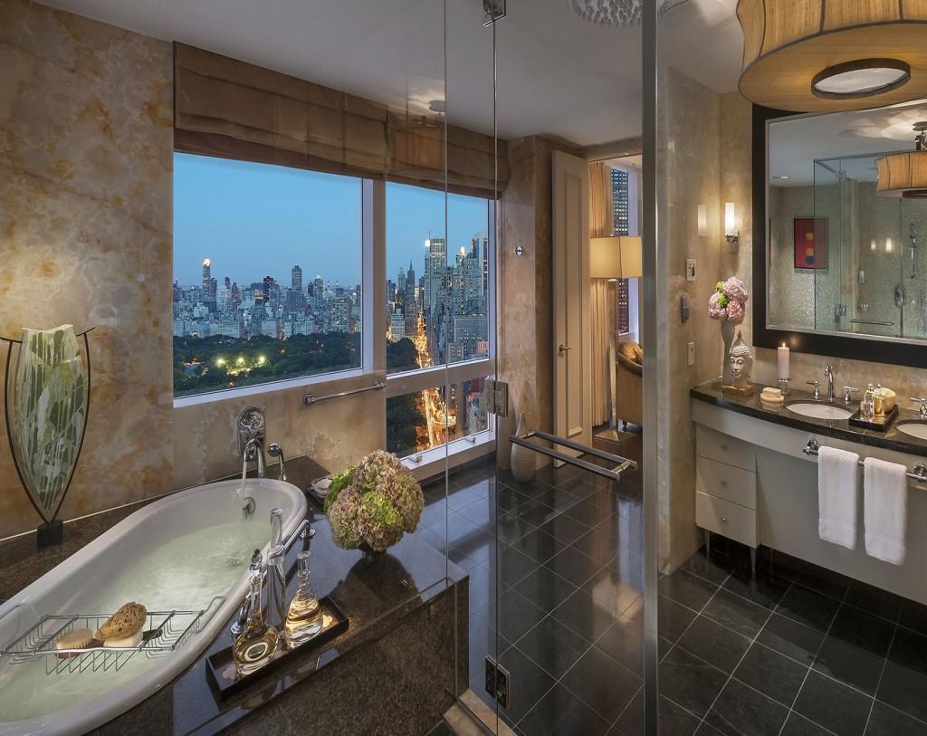 The Mandarin Oriental - Presidential Suite | Credit: George Apostolidis, Courtesy Mandarin Oriental Hotel Group