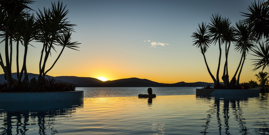 The World's Best Swimming Pools |Part I | AQUA Whitsunday's, Great Barrier Reef, Queensland, Australia | Residential home in Airlie Beach, Australia (Photo by Robert Walsh)