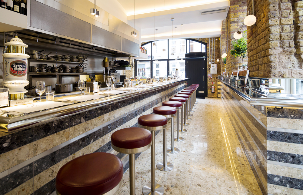 Barrafina | Top 5 Tapas Eateries In London