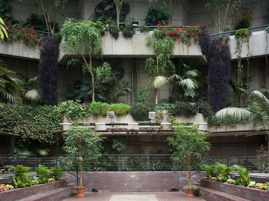 Barbican - The Conservatory