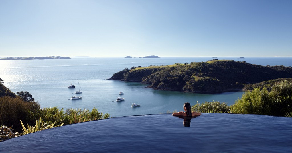 The World's Best Swimming Pools |Part I | Delamore Lodge, Waiheke Island, Auckland, New Zealand