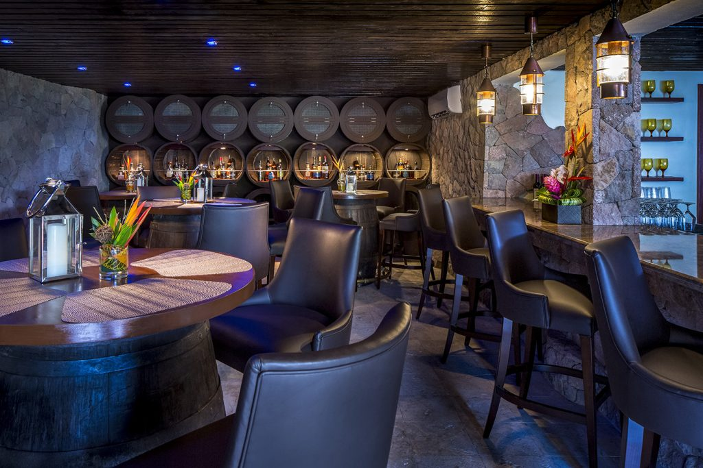 Rum Cave - Private Room - Capella Bay
