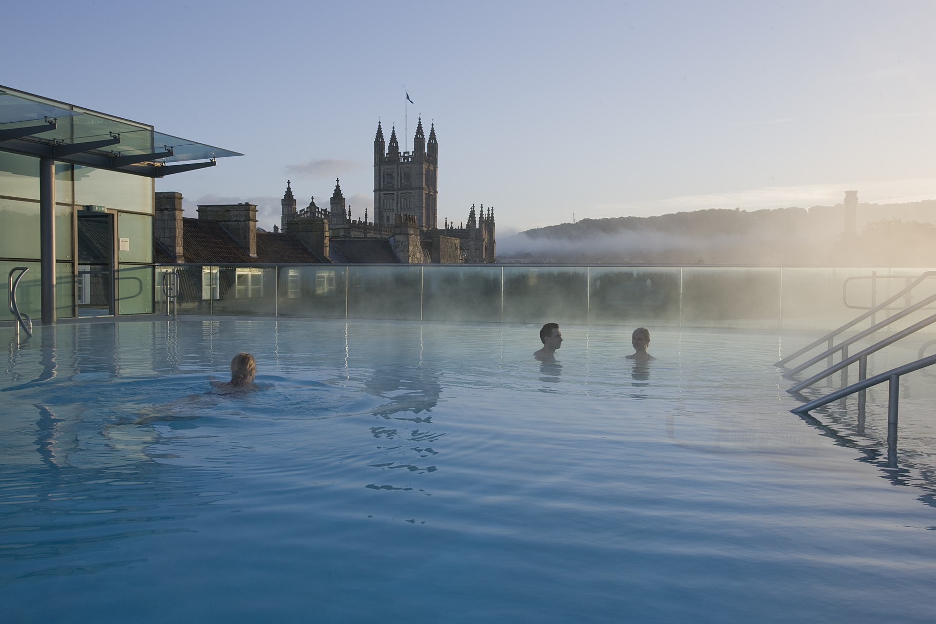 Europe's Top 10 Best Hot Springs | Thermae Bath Spa, United Kingdom