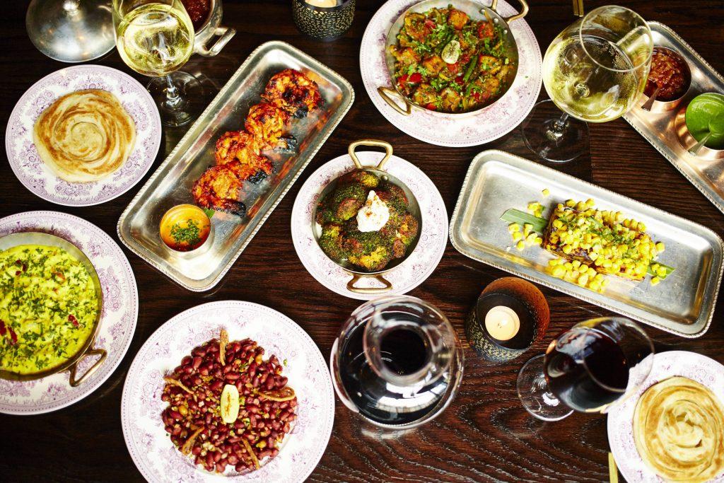 Top Indian Fine Dining Restaurants | Gymkhana