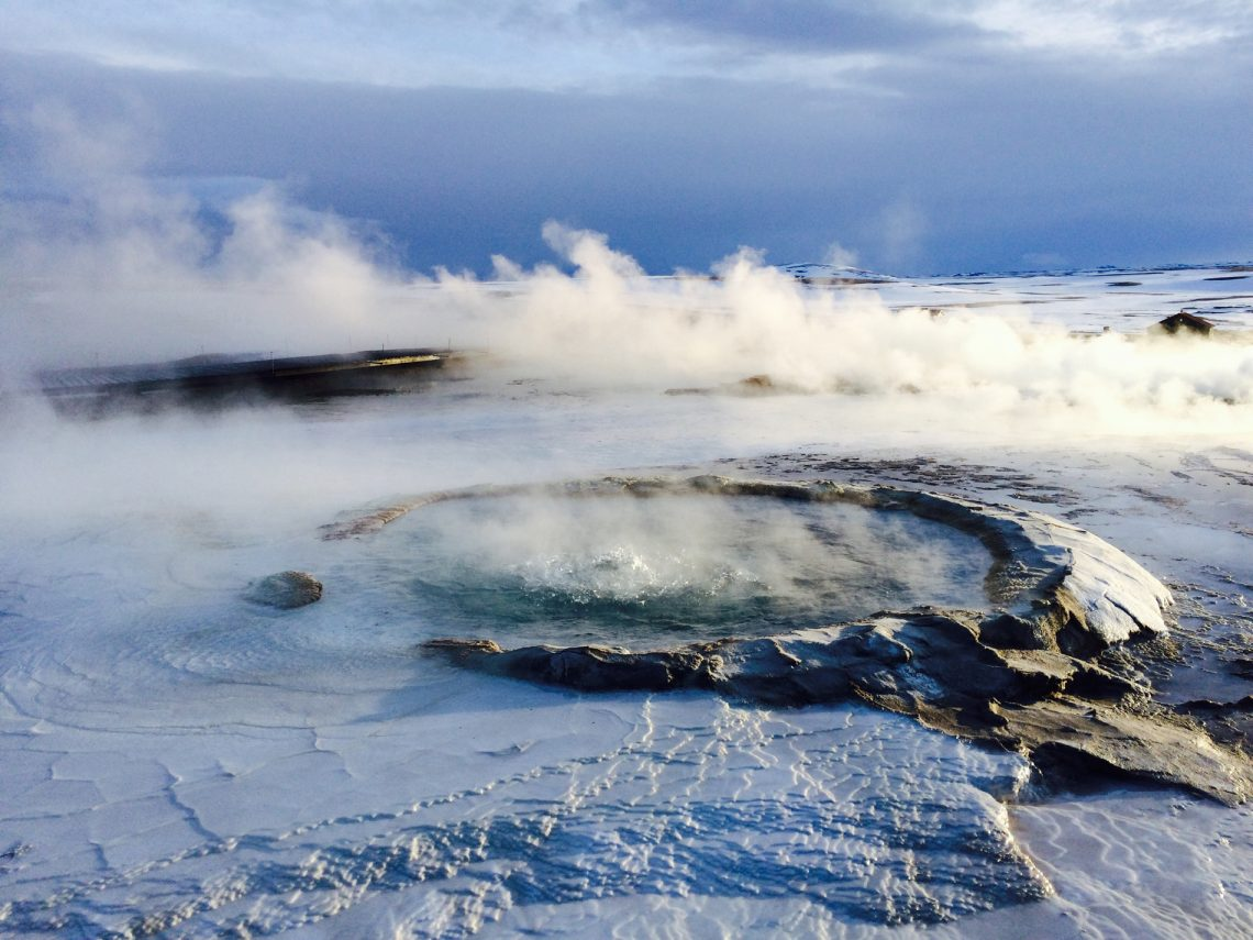 Europe's Top 10 Best Hot Springs | Hveravellir Nature Reserve- Iceland