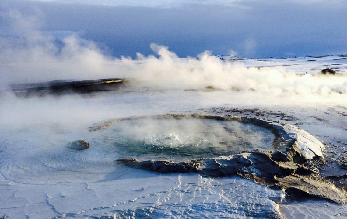 Europe's Top 10 Best Hot Springs   Hveravellir Nature Reserve- Iceland