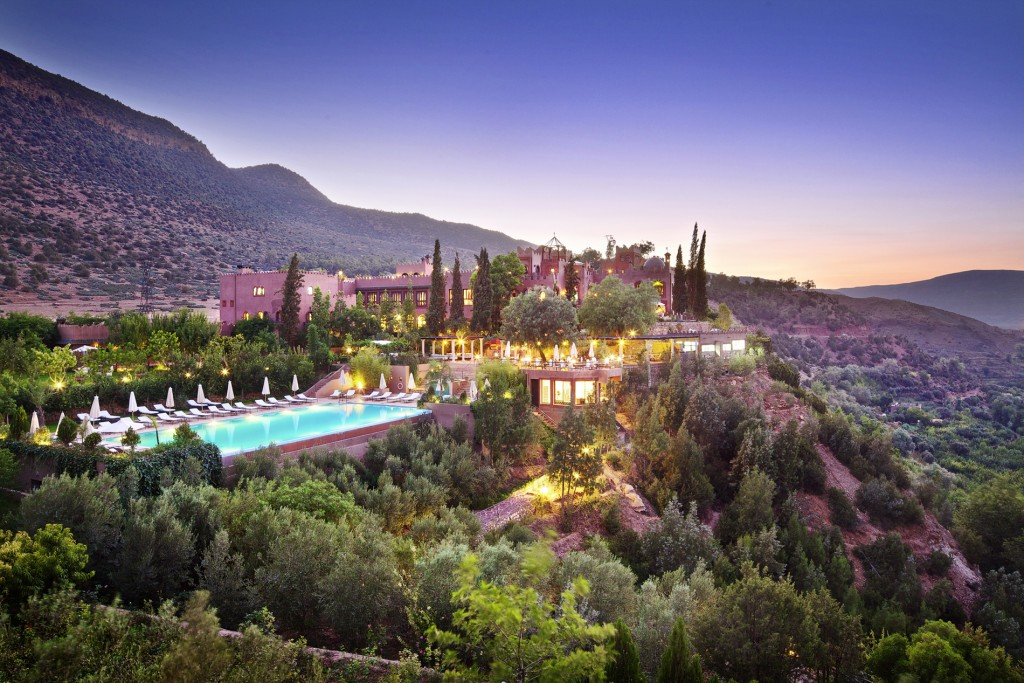 The World's Best Swimming Pools |Part II | Kasbah Tamadot