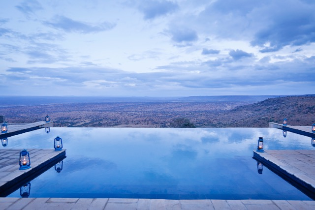 The World's Best Swimming Pools |Part II | Loisaba Tented Camp
