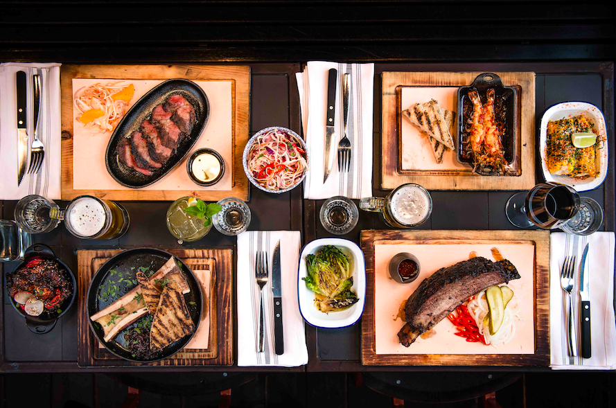 Top Alternative BBQ Joints in London | HotBox