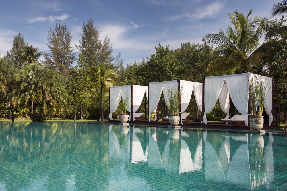 The World's Best Swimming Pools |Part II | The Sarojin Resort, Thailand