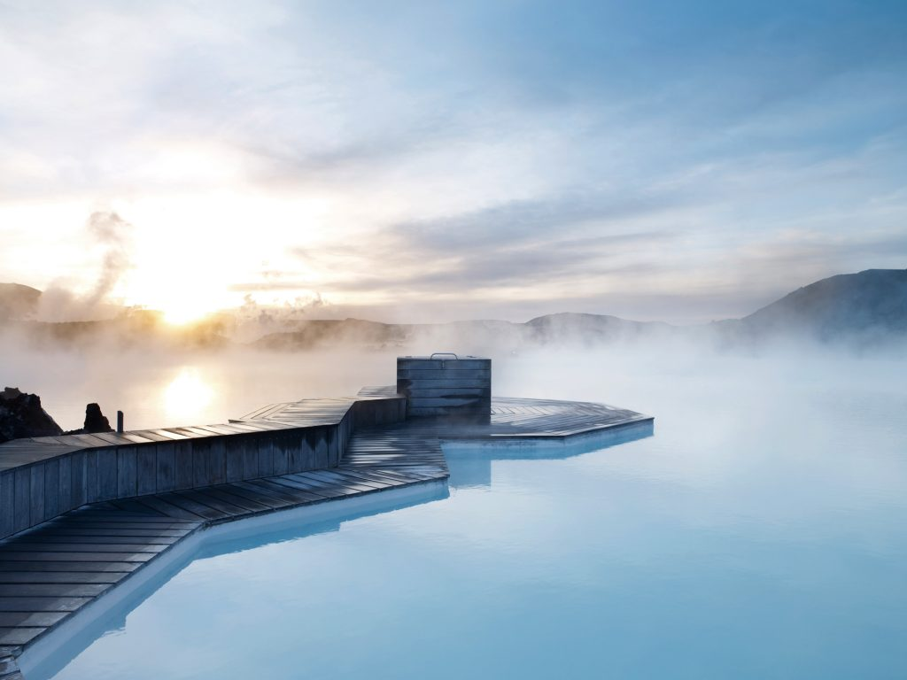 Europe's Top 10 Best Hot Springs | Blue Lagoon- Iceland