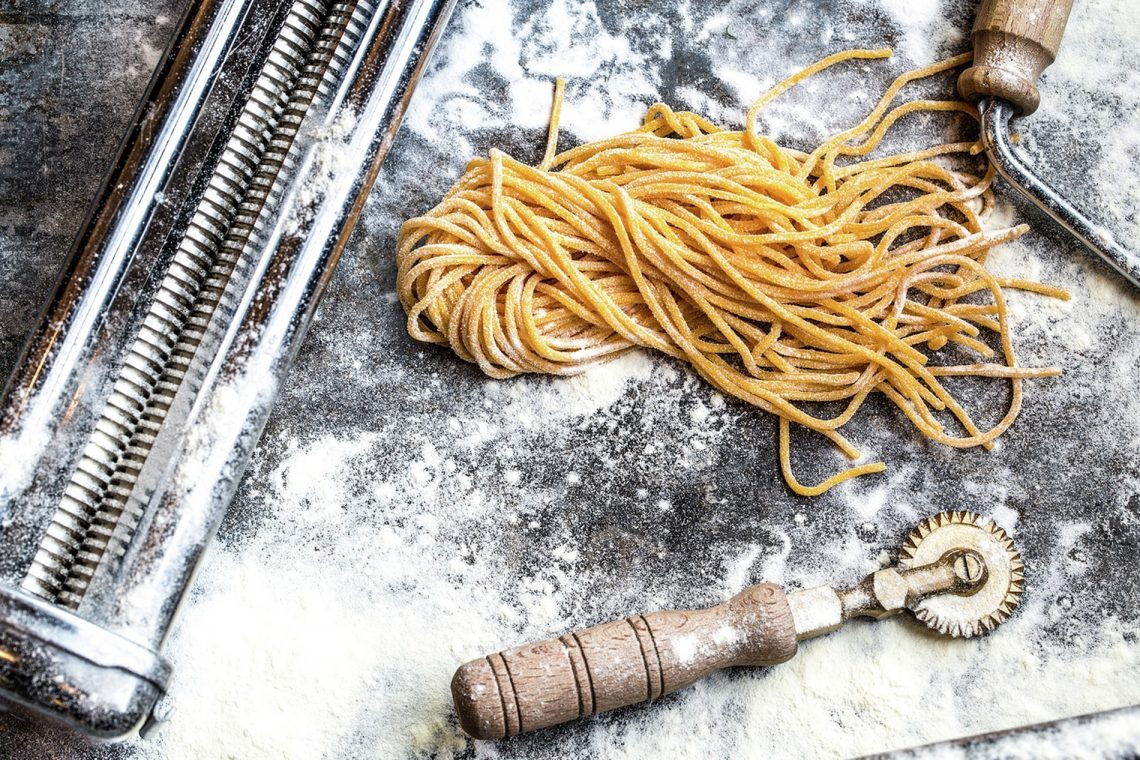 The Best Italian Cooking Classes For Couples | Union Street Café- Pasta Making Masterclass